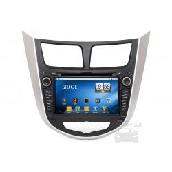 Hyundai SOLARIS (2010-2014)