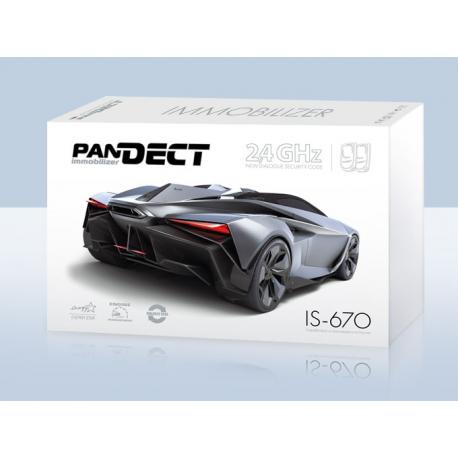 Иммобилайзер Pandect IS-670